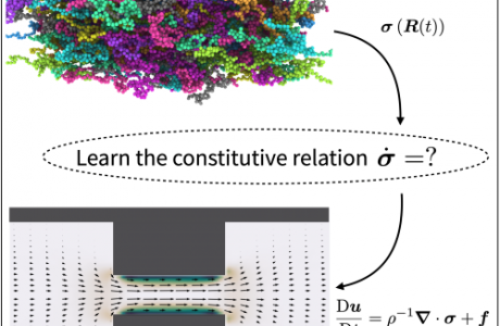 Learning how polymers flow : from microscopic dynamics to macroscopic material properties