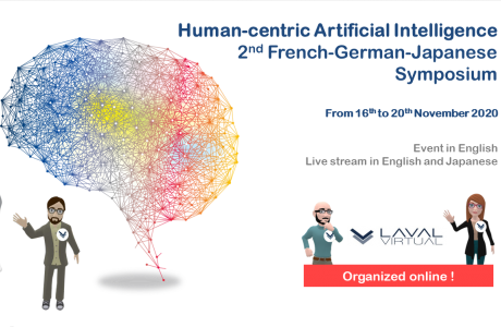 Human-centric Artificial Intelligence  -- 2nd French-German-Japanese Symposium --